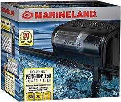 AQUARIUM 20 to 30 Gallon 150 GPH fish tank filtration system