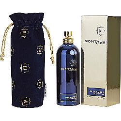 Montale Paris Blue Amber By Montale Eau De Parfum Spray 3.4 Oz