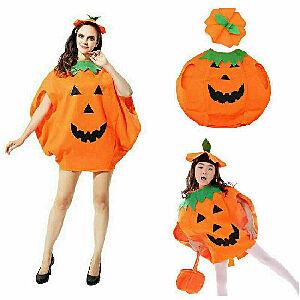 Pumpkin halloween fancy dress